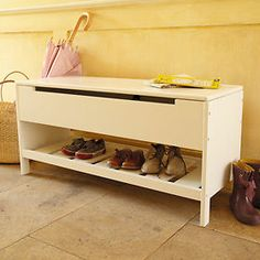 bench with storage | Details about NEW GLTC Abbeville Hallway Hall Bench Shoe Storage Unit ...