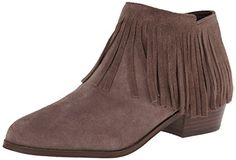 Steve Madden Womens Patzee Boot Taupe Suede 9 M US >>> Be sure to check out this awesome product.