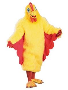 Chicken Adult Costume