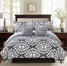 Ellen Westbury King Comforter Bedding Set With Sheets