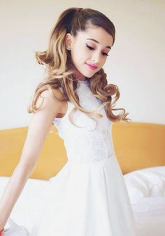 Ariana Grande ; I don't think she gets enough credit and respect that she deserves.