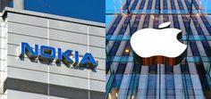 Apple o da la pace cu Nokia, plateste ca sa poata utiliza tehnologia finlandeza Lifestyle Sports, Pace, Africans, Gadget, Finance, Sign, News, Business, Signs