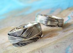 Feather Rings :)
