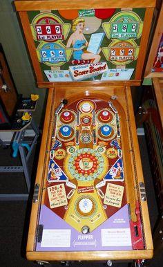 Vintage Games, Vintage Toys, Arcade Games, Pinball Games, Flipper Pinball, Penny Arcade, Game Room, Board Games, Boards