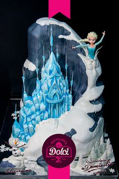 Most Awesome Frozen Cake: https://www.youtube.com/watch?v=rlUK54qcf1Q - making of this cake!