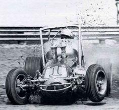 Sprint Car Racing, Dirt Track Racing, Auto Racing, Vintage Race Car, F1, Cars And Motorcycles, Cool Cars, Race Cars, Past
