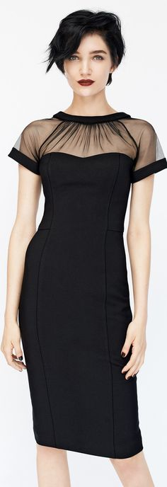 Maggy London Sheath Cocktail Dress