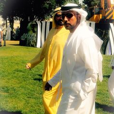 2/14/15 President's Cup Endurance Race PHOTO:  shabina20 with Sheikh Mohammed and Sultan41
