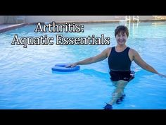 Long associated with swimming, kickboards have been largely ignored in aquatic fitness classes – until now. Check out Kickboard Circuit with Jackie Lebeau. Water Aerobic Exercises, Swimming Pool Exercises, Arthritis Exercises, Pool Workout, Water Workouts, Arthritis Diet, Aquatic Therapy, Aerobics Classes, Exercise Physiology