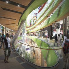 5+design: dragon valley retail district