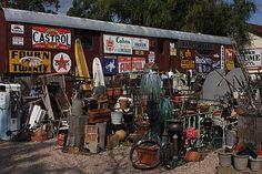 Scrap Yard Late 1950s Salvage Yards Pinterest