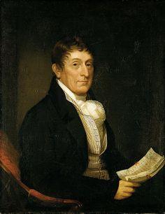 Philip Van Cortlandt  Ezra Ames (American, Framingham, Massachusetts 1768–1836 Albany, New York)  Date: ca. 1810