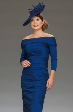 Mother of the Bride Outfits, Special Occasion, Prom & Evening Dresses Bride Groom Dress, Bride Dresses, Wedding Attire, Wedding Hats, Wedding Outfits, Prom Outfits, Stunning Dresses, Elegant Woman, Special Occasion Dresses