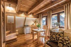 Willa Tatiana - cztery luksusowe wille w centrum Zakopanego Divider, Studio, Country, House, Furniture, Home Decor, Decoration Home, Rural Area, Home