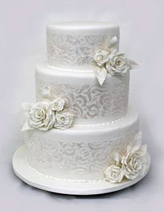 NYC custom wedding cakes that are truly unique.