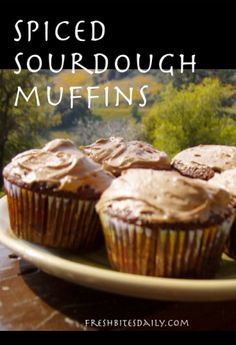Muffins so rich in magnesium that you may need a second one…