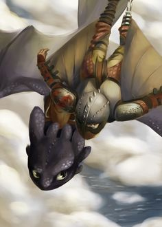How to Train Your Dragon 2 by chi-charo.deviantart.com on @deviantART
