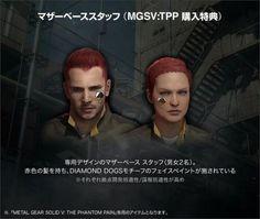 MGS V: The Phantom Pain Returning Ground Zeroes Staff Screenshot 3