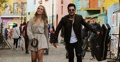 Dupla Thaeme e Thiago grava clipe em Buenos Aires