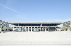 Berlin Brandenburg Airport BER - Berlin, Germany - gmp architects