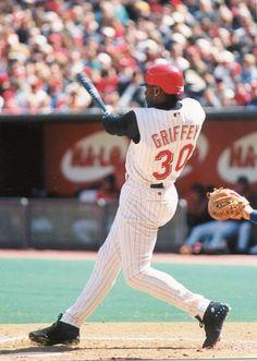 Cincinnati Reds - CF Ken Griffey Jr.