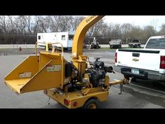 13 Best Wood Chippers images in 2018 | Wood chipper, Heavy equipment