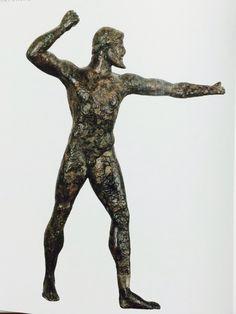 『古代ギリシャ展「ゼウス小像」』