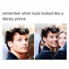 Louis looks like a Disney prince everyday One Direction Louis, One Direction Humor, One Direction Pictures, Direction Quotes, Louis Tomlinsom, Louis Williams, 1d And 5sos, Larry Stylinson, First Love