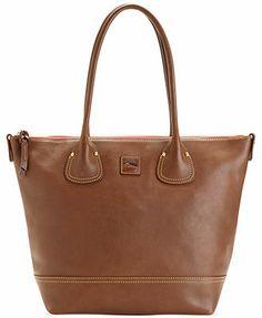 Dooney & Bourke Handbag, Florentine Tulip Shopper