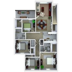 Apartment Room Layout Ideas home-layout-ideas.1 | home and design | pinterest | bedroom floor