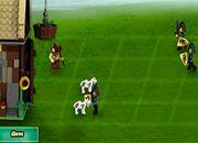 Lego Farm Defense | Juegos Plants vs Zombies - jugar Online