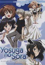 Yosuga no Sora: The Complete Collection (DVD, 2015, 3-Disc Set)