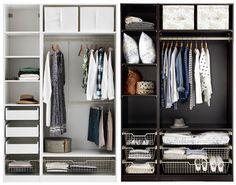 Znalezione obrazy dla zapytania szerokość półki na ubrania
