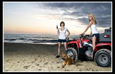Early morning sunrise on sandbridge beach. This is one of the images from a calendar shoot for the Virginia Beach EMS