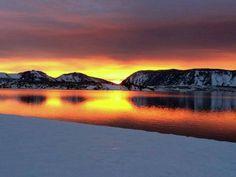 Northern Lights, Celestial, Sunset, Nature, Travel, Outdoor, Outdoors, Naturaleza, Viajes