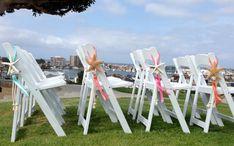 Beach Wedding Starfish Chair Decoration with por SeashellCollection, $18.00
