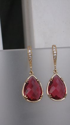 My Valentine Earring by 310jewelry on Etsy, $40.00