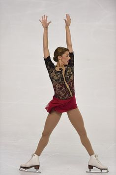 Samantha Cesario- Trophee Eric Bompard ISU Grand Prix of Figure Skating - Day Two