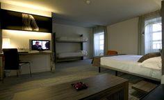 Chambres pour familles dans le centre de Séville