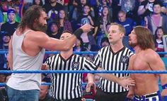 WWE SmackDown Results, Videos: 10-man Royal Battle ends in controversy