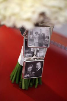 Family History. Pics on wedding bouquet something I will be doing with mine & Eric's grandparents