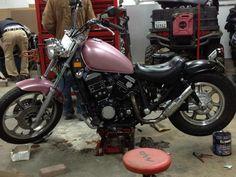 750 Vulcan. An idea for my bike