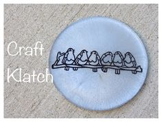 ▶ Birds Of A Feather Coasters Another Coaster Friday - YouTube www.craftklatch.com