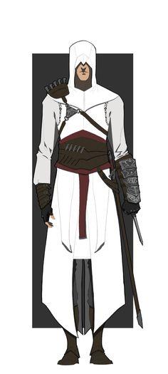 RGromek : Assassins Creed, Altair