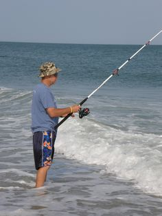 Editorial on pinterest for South carolina surf fishing