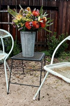 50+Hot+Yard+Sale+and+Flea+Market+Finds+(And+How+to+Use+them+in+Your+Wedding):+Part+Two