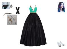 """""""Italy's Pirate!Daughter"""" by mercy-kyle on Polyvore featuring Naeem Khan and Bling Jewelry"""