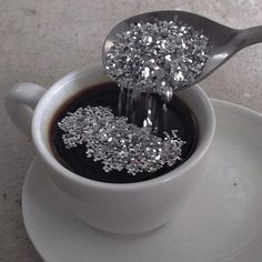 #sparkle #coffee #twogreatingredients