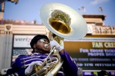 Are You Ready for Some Football ... er, Marching Band? - Can marching bands play an integral role in professional football? Many groups have proven that they can and do. #NFL #marchingband #football