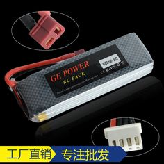 (34.20$)  Watch more here - http://ai43k.worlditems.win/all/product.php?id=32779494608 - 2016 lastest hot GE Power 11.1V 74000mAh 30C 3S 3Cells 11.1Volt RC LiPo Li-Poly Battery SKT FPV Drone support Free shopping